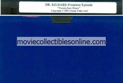 Dr. Kildare VHS - Twenty-Four Hours